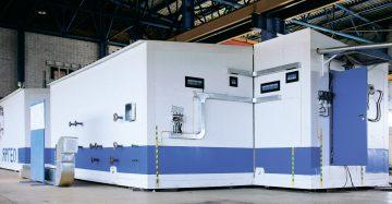 Блочные установки и технологическое оборудование