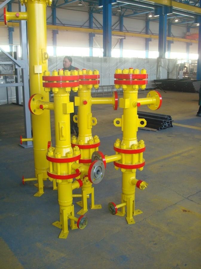 Оборудование для очистки газов и жидкостей