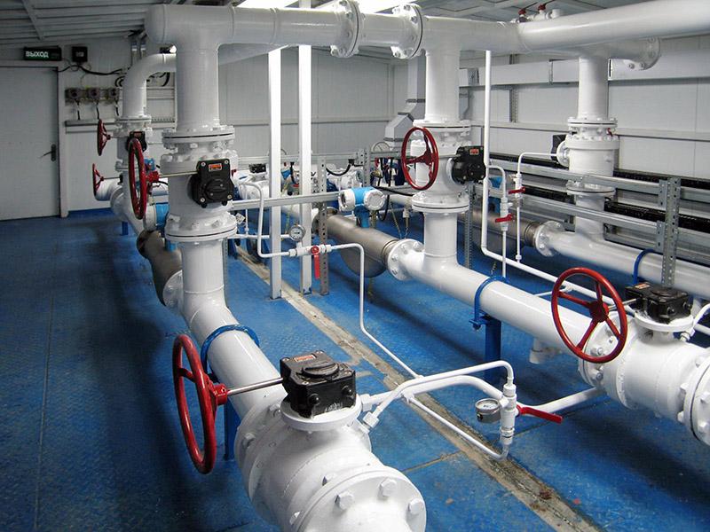 Система измерения количества и показателей качества нефти и нефтепродуктов